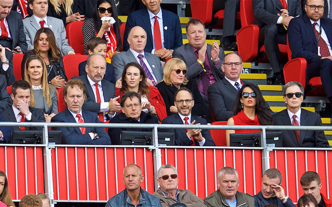 The Anfield Wrap: Liverpool's Finances And The Great Transfer Stalemate