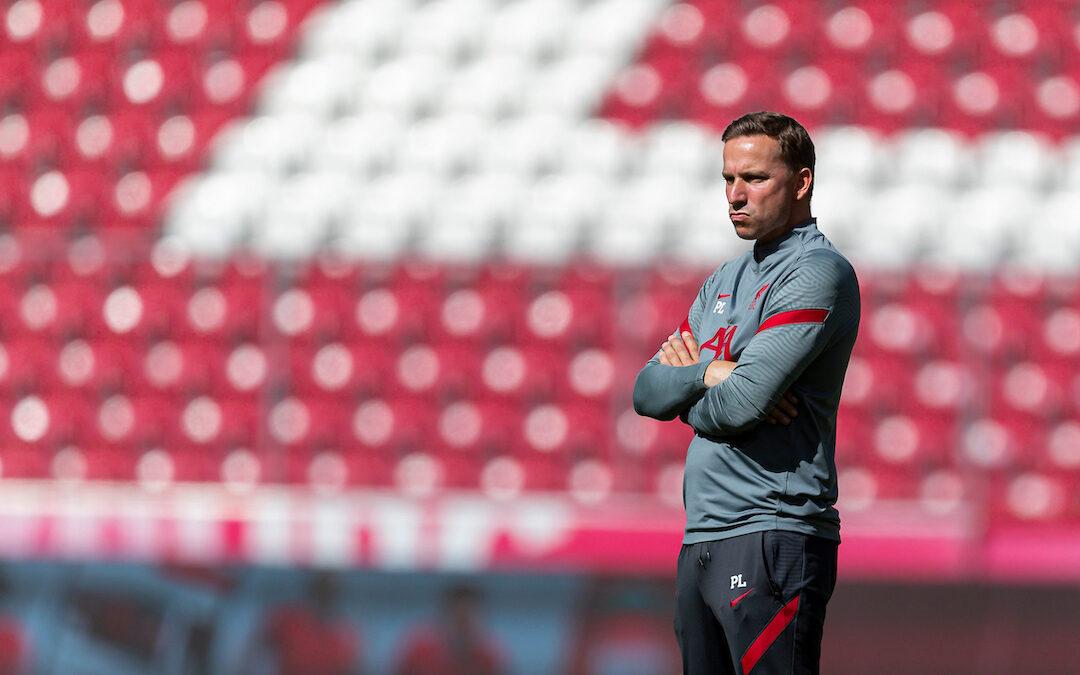 Lincoln City v Liverpool: The Team Talk