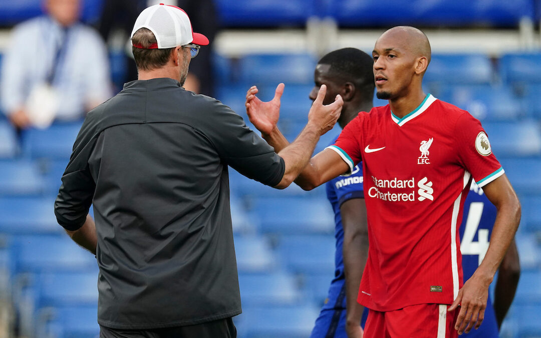 Liverpool v Leicester City: The Team Talk