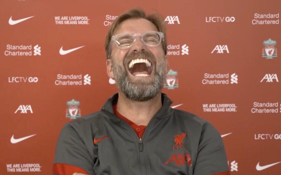 Liverpool v Leeds United: The Team Talk
