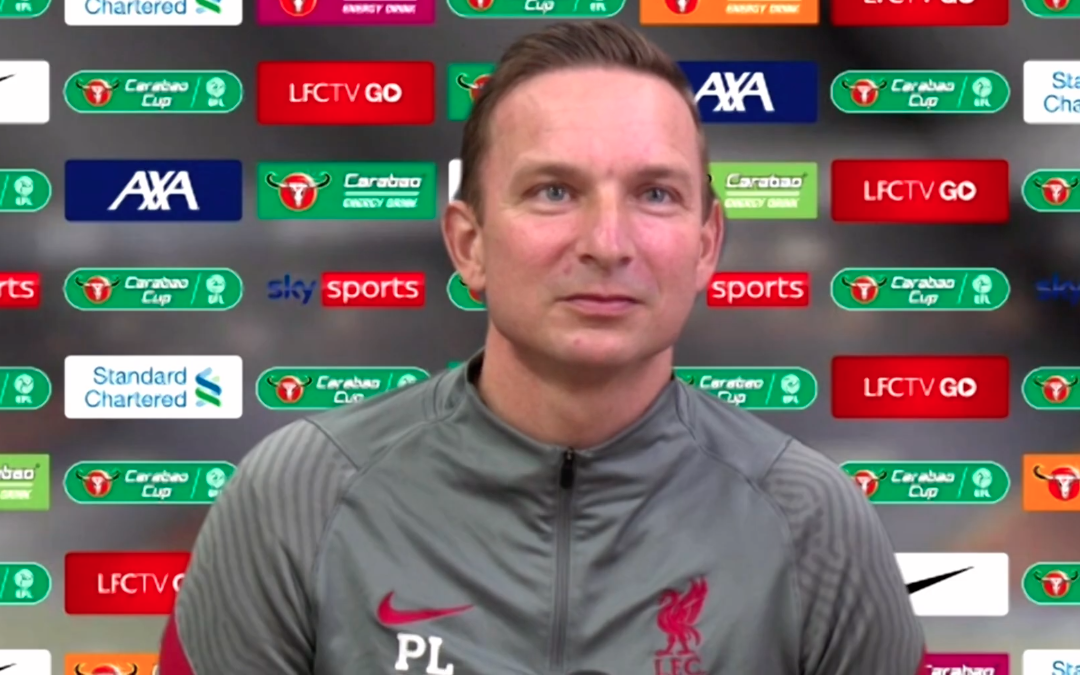 Liverpool v Arsenal – The Team Talk