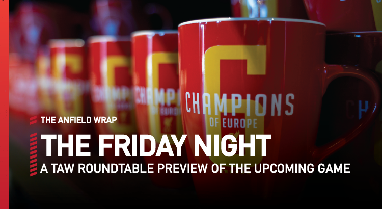 Liverpool v Leeds United | The Friday Night