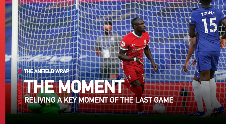 Chelsea 0 Liverpool 2 | The Moment