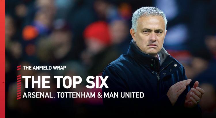 Arsenal, Spurs & Man Utd | The Top Six Show