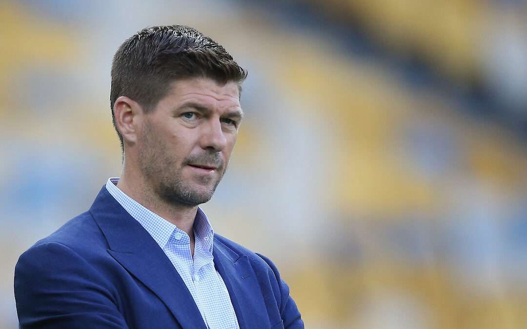 AFQ Football: Steven Gerrard's Next Steps