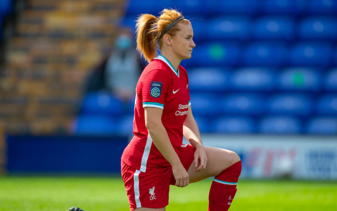 Liverpool Women Firing On All Cylinders Thanks To Rachel Furness