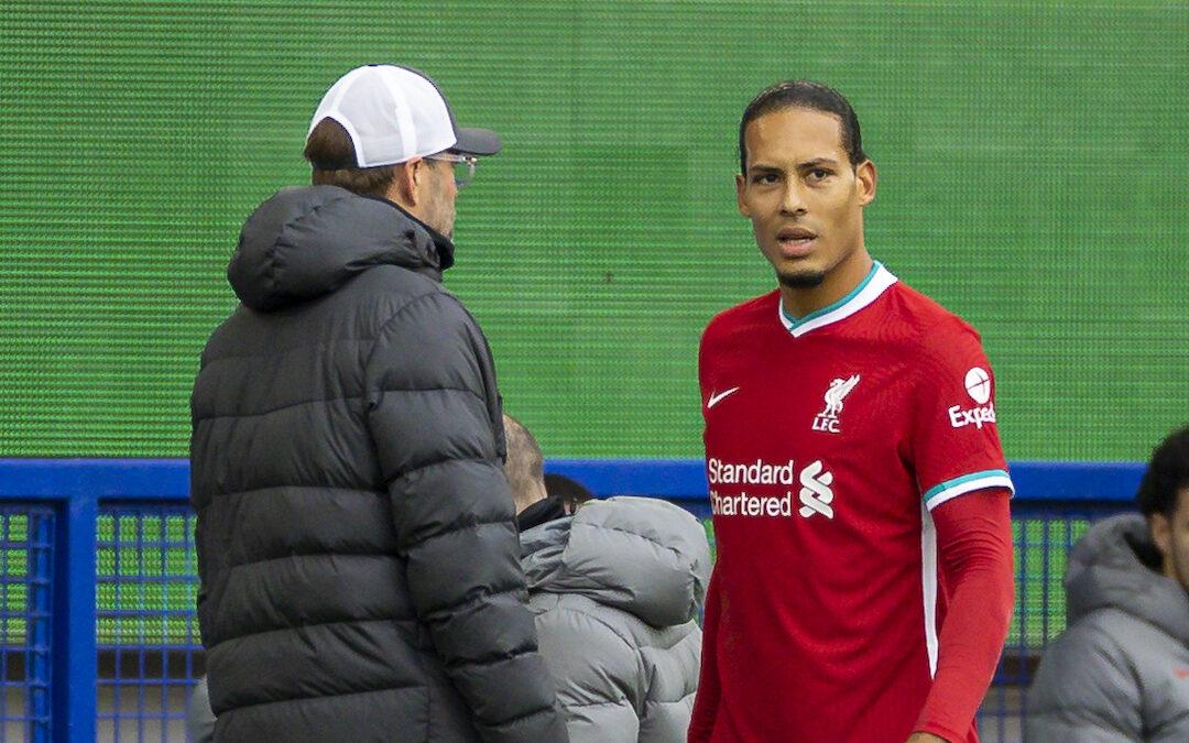 The Gutter: How Do Liverpool Fill The Van Dijk Void?