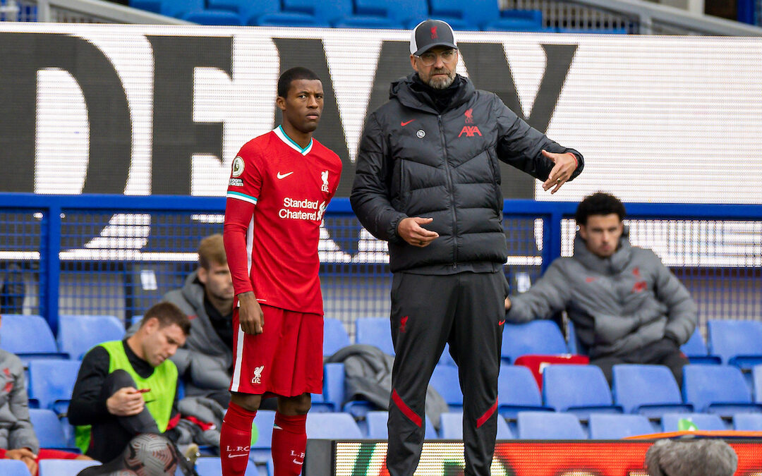 AFQ Football: Another Gini Centre-Back Cameo?