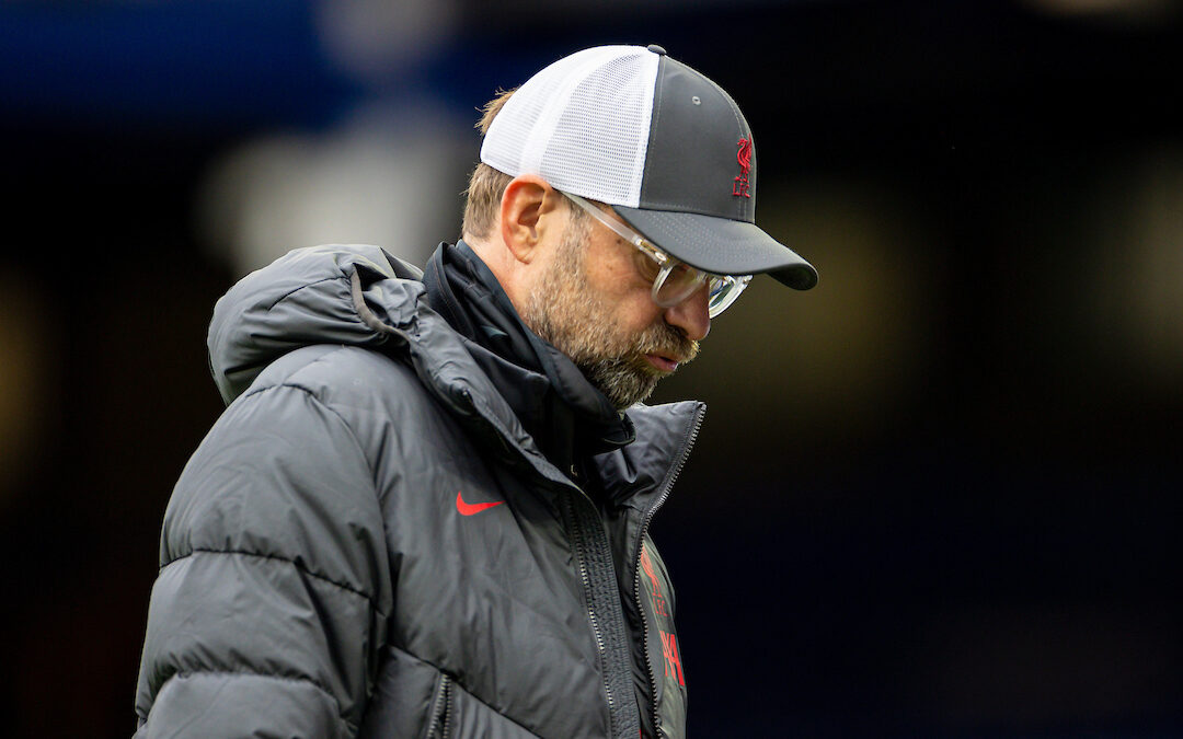 Liverpool v Sheffield United: The Team Talk