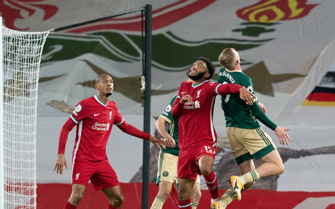 Liverpool 2 Sheffield United 1: The Review Podcast