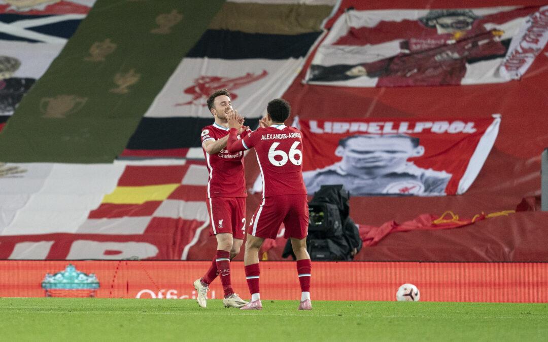 Liverpool 2 Sheffield United 1: Match Ratings