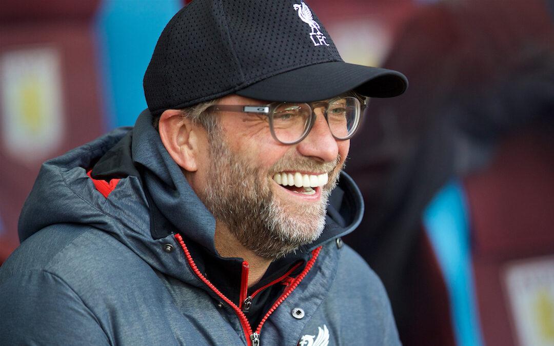 Aston Villa v Liverpool: The Team Talk
