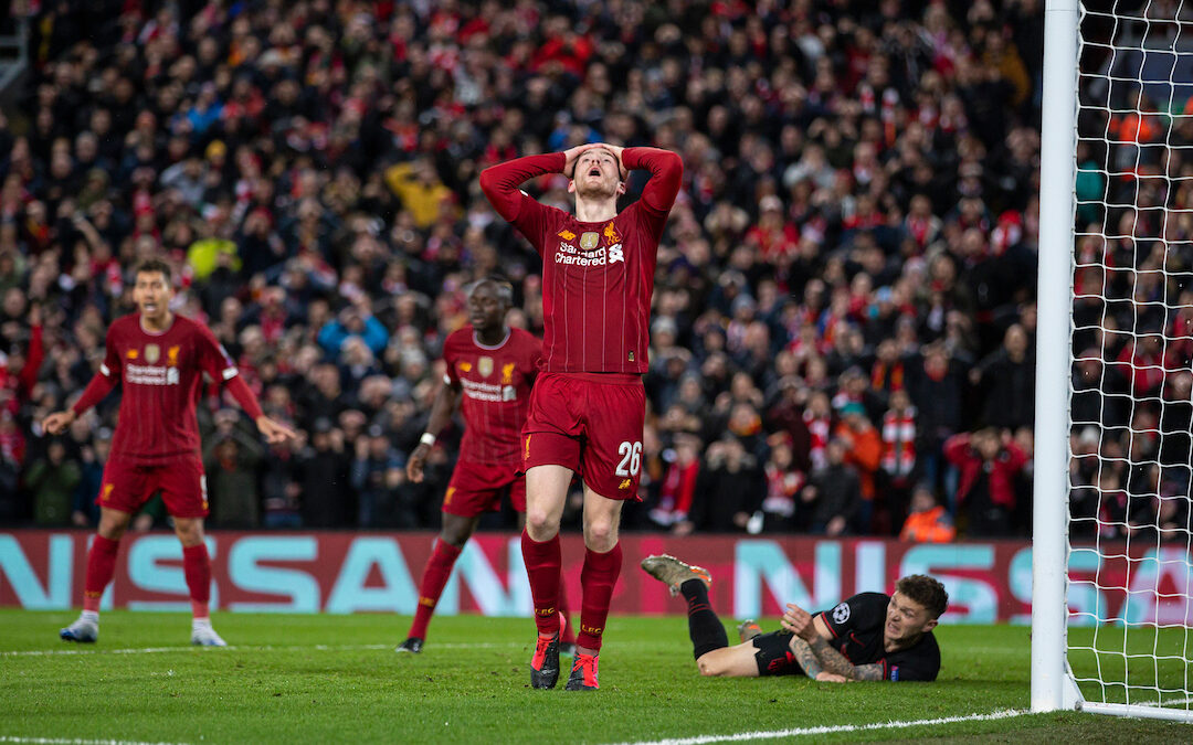 Liverpool's Chance To Take Their Frustration Out On Europe