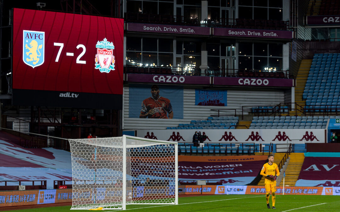 Aston Villa 7 Liverpool 2: What We Learned