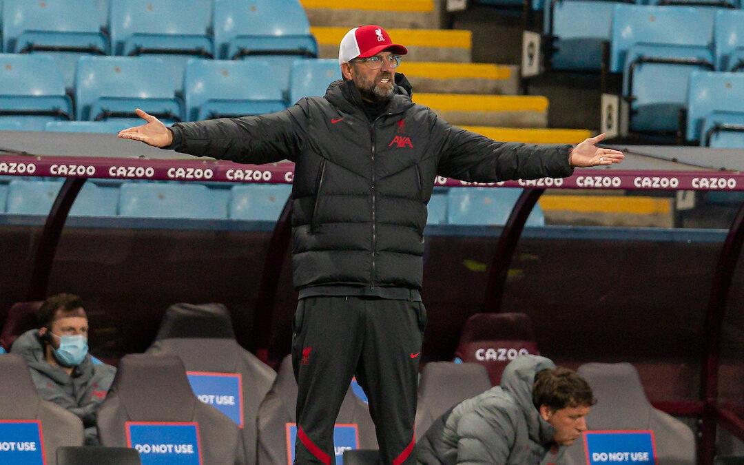 Aston Villa 7 Liverpool 2: The Review