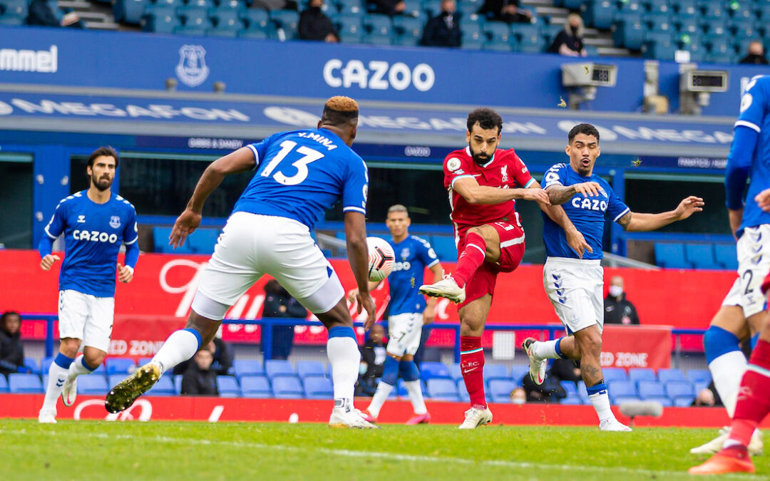 Everton 2 Liverpool 2: Match Review