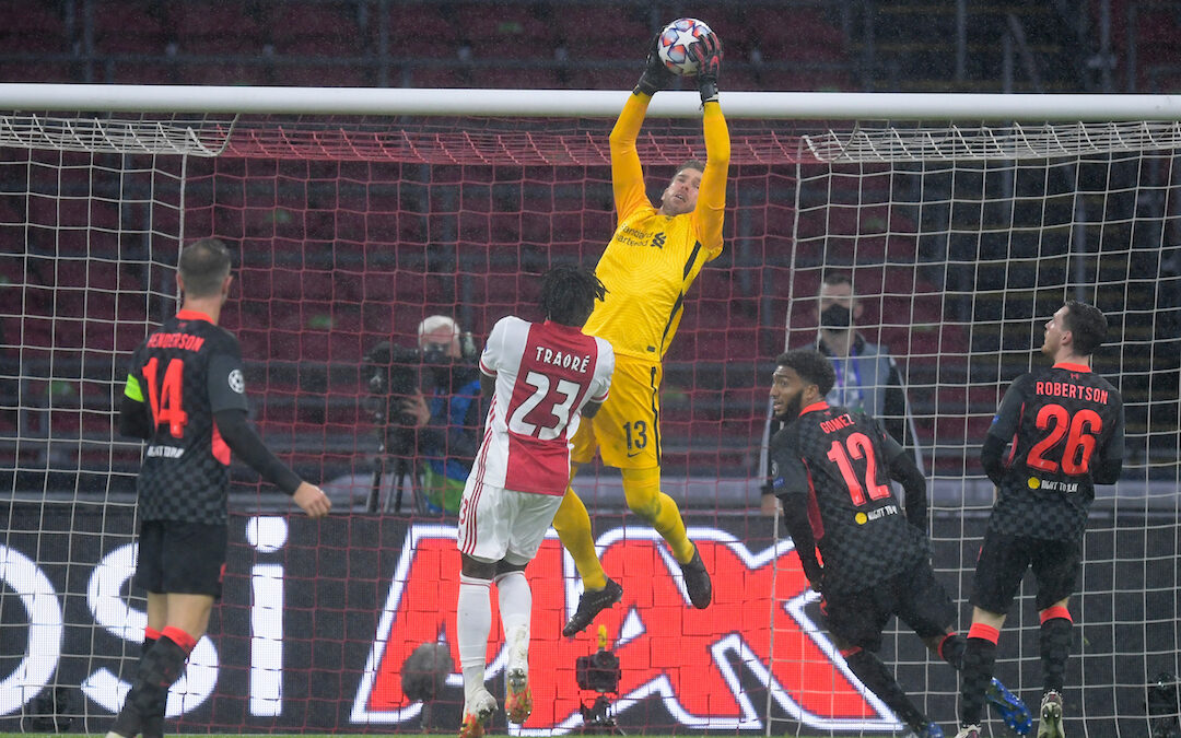 Ajax 0 Liverpool 1: What We Learned