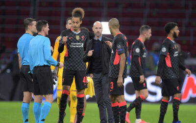 Rhys Williams Champions League Debut