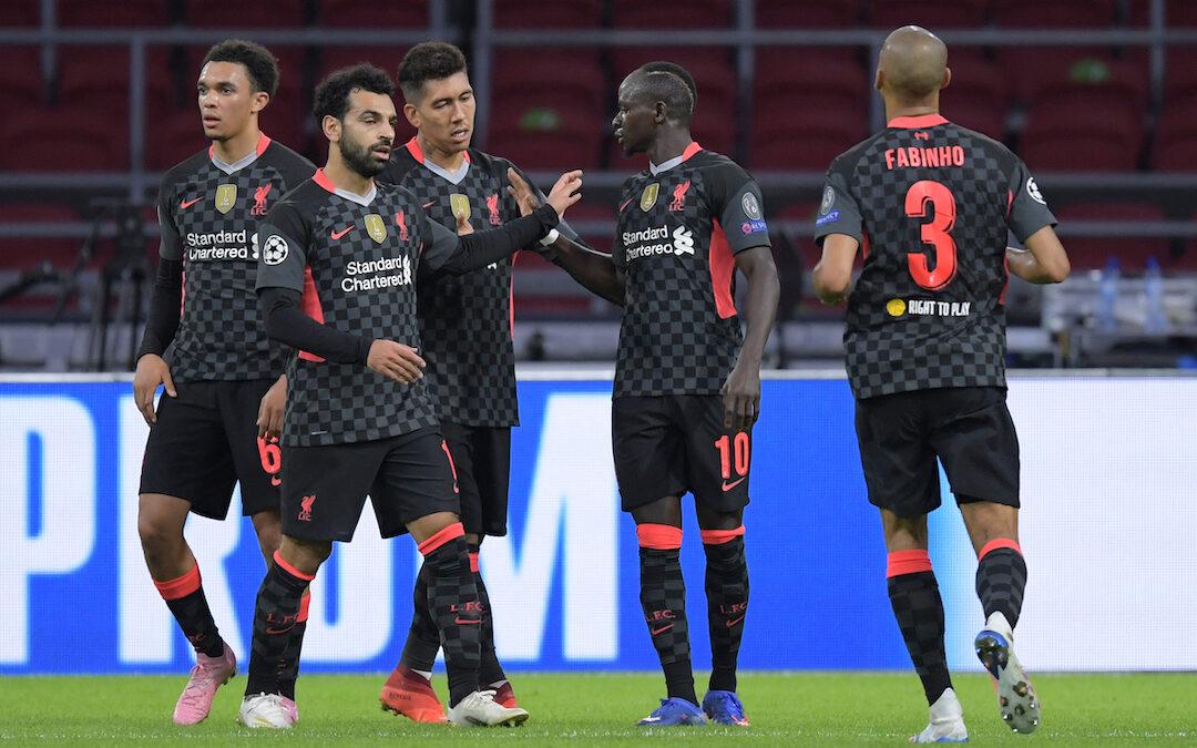 Ajax 0 Liverpool 1: The Post-Match Show