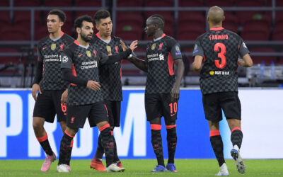 Liverpool FC play at Johan Cryuff Arena