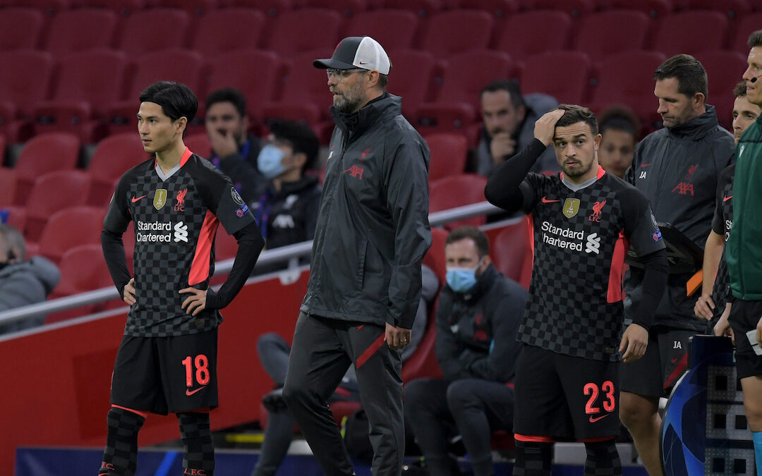 Liverpool v FC Midtjylland: The Champions League Preview