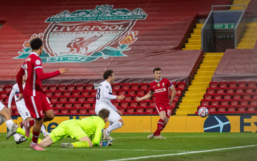 Liverpool 2 FC Midtjylland 0: Match Ratings