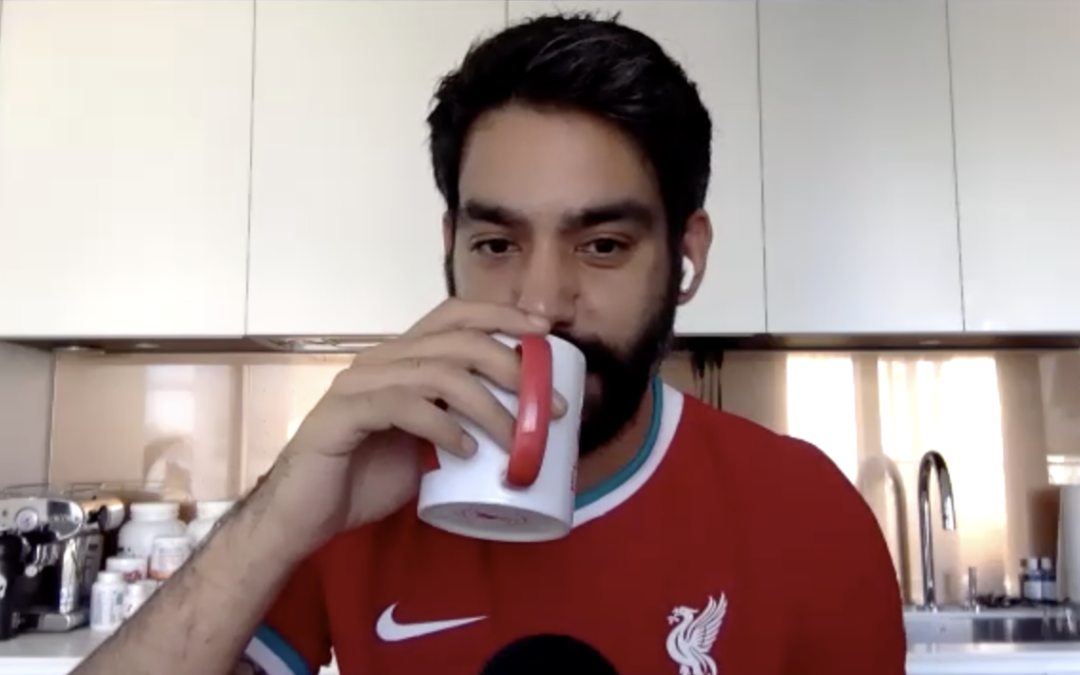 Free Cup Of Tea: Rahul Kohli Interview