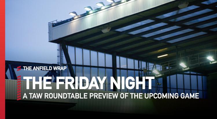 Aston Villa v Liverpool | The Friday Night