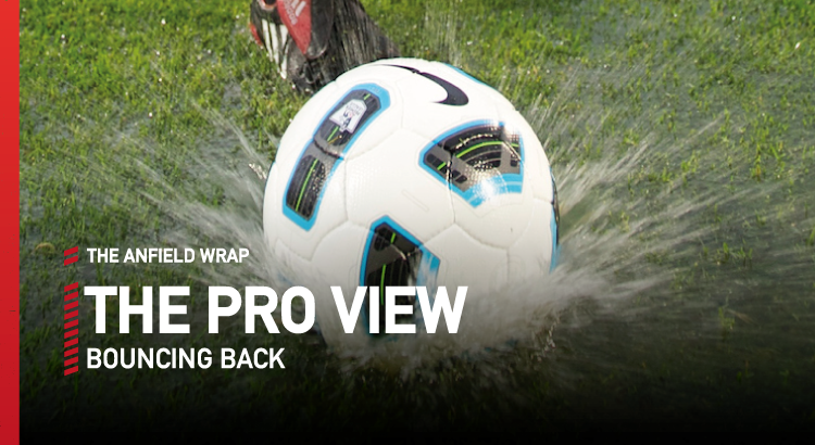 Bouncing Back | The Pro View