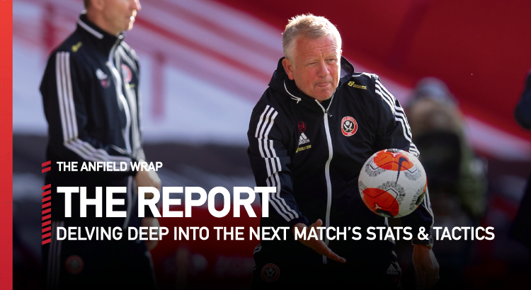 Liverpool v Sheffield United | The Report