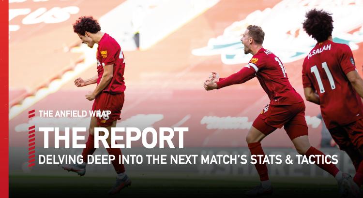 Aston Villa v Liverpool   The Report