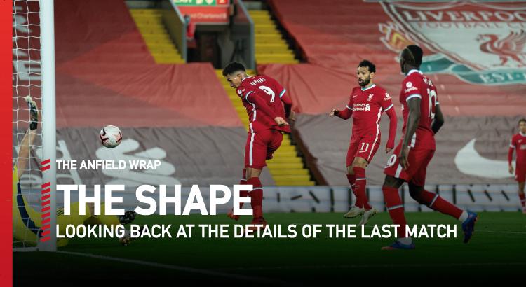 Liverpool 2 Sheffield United 1 | The Shape