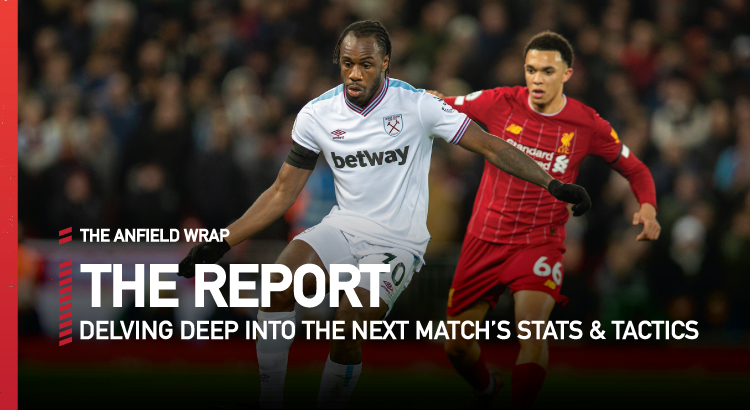 Liverpool v West Ham United | The Report