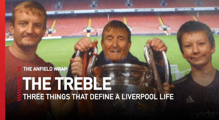 Damian Kavanagh | The Treble