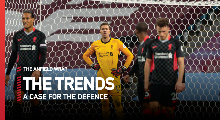 A Case For The Defence   The Trends