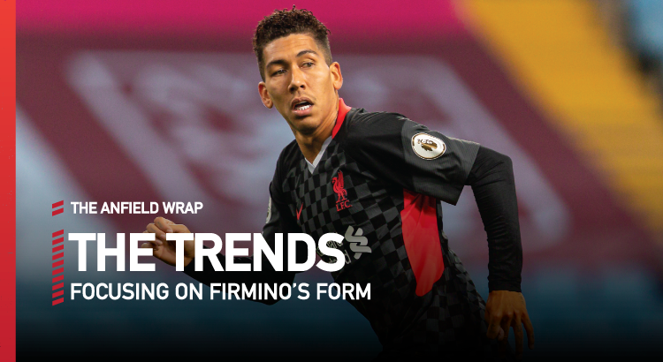 Firmino And The Front Three   The Trends