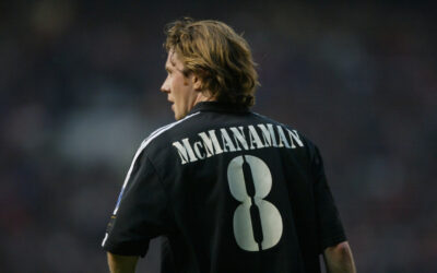 Real Madrid's Steve McManaman