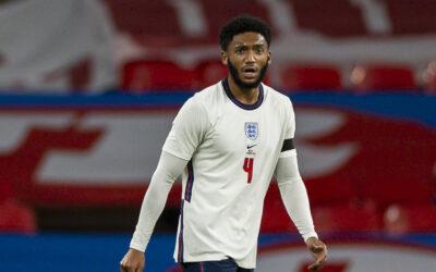 Liverpool's Joe Gomez injured on international duty for England