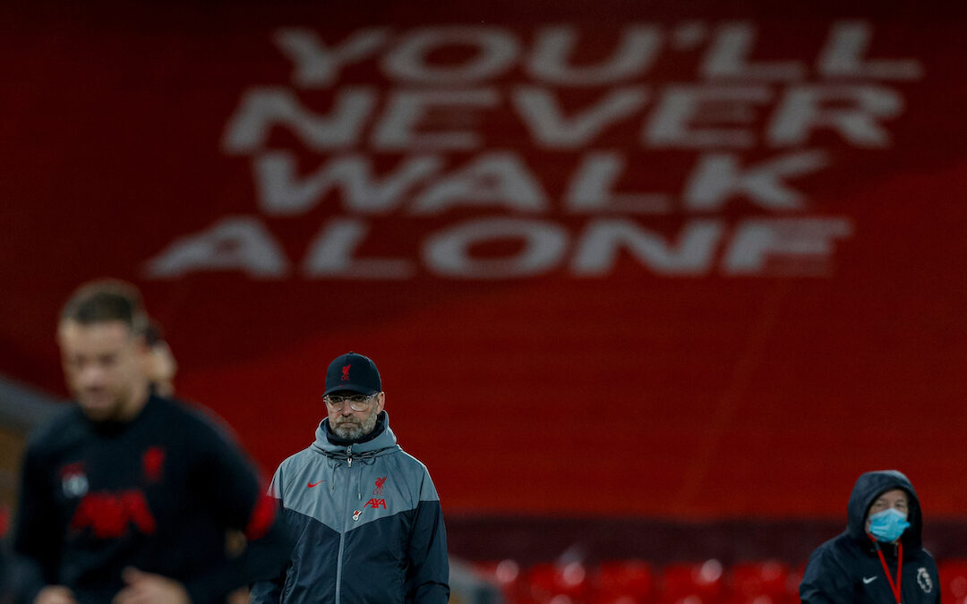 Klopp's Record At Anfield Cements Him As One Of The Greatest