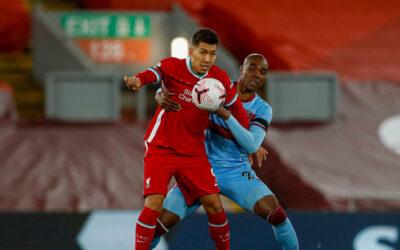Bobby Firmino - Liverpool vs West Ham
