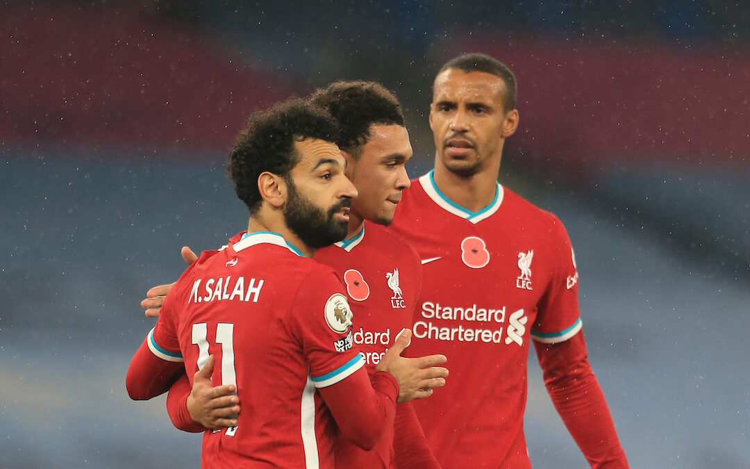The Anfield Wrap: Man City Stalemate Sets A Marker Down