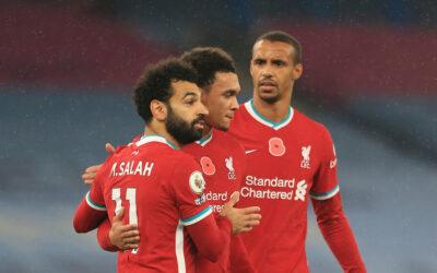 Mohamed Salah Trent Alexander Arnold Joel Matip