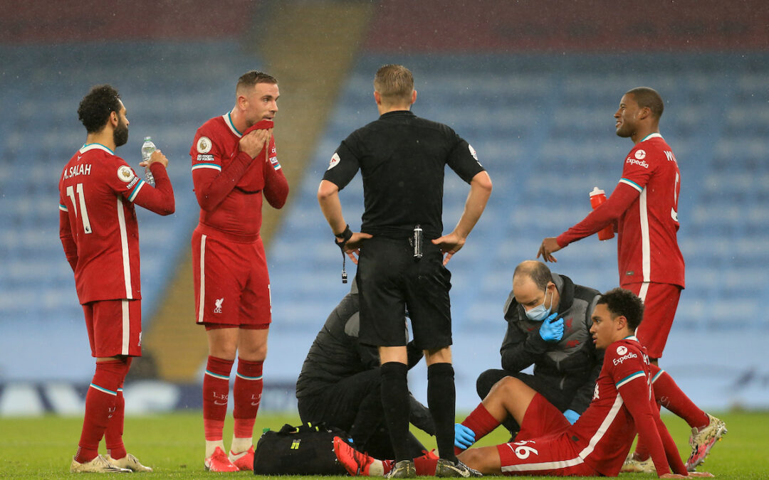 The Big English Injury Crisis: Is This 'The New Normal'?