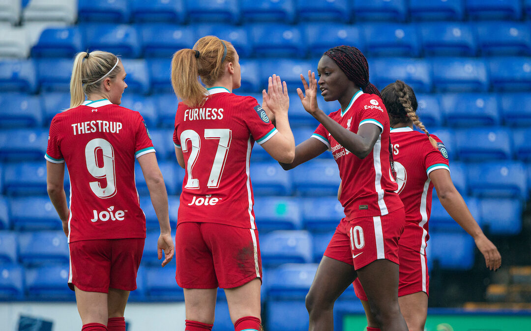 The Liverpool Women's Show: Sheffield & The Season So Far
