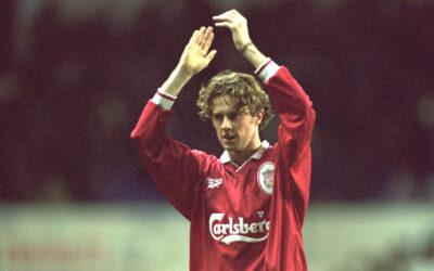 Liverpool's Steve McManaman