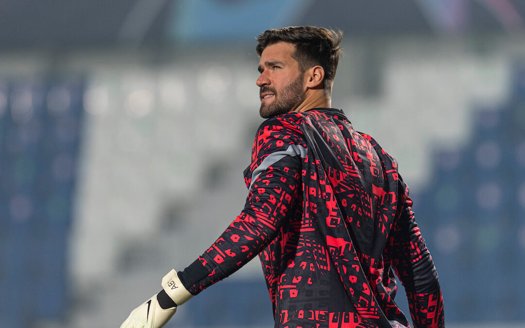 Why Liverpool's Defence Is Still In Safe Hands With Alisson