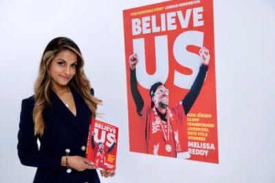 Melissa Reddy Jurgen Klopp Believe Us