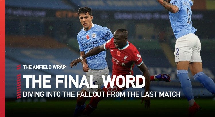 Manchester City 1 Liverpool 1 | The Final Word