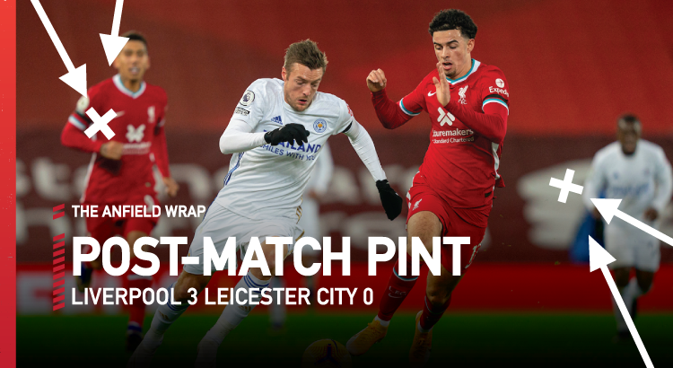 Liverpool 3 Leicester City 0 | The Post-Match Pint