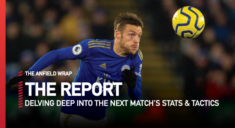 Liverpool v Leicester City | The Report